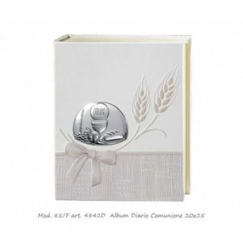 ALBUM PRIMA COMUNIONE BILAMINATO Mod. 85/F art. 4842D