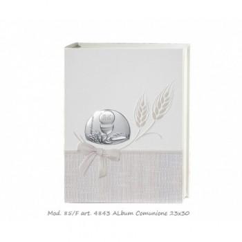 ALBUM PRIMA COMUNIONE BILAMINATO Mod. 85/F art. 4843D