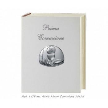 ALBUM PRIMA COMUNIONE BILAMINATO Mod. 85/F art. 4846D