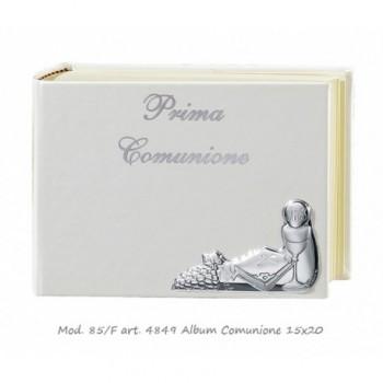 ALBUM PRIMA COMUNIONE BILAMINATO Mod. 85/F art. 4849
