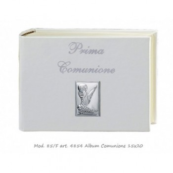 ALBUM PRIMA COMUNIONE BILAMINATO Mod. 85/F art. 4854