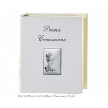 ALBUM PRIMA COMUNIONE BILAMINATO Mod. 85/F art. 4855D