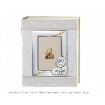 ALBUM PRIMA COMUNIONE BILAMINATO Mod. 85/F 6819D