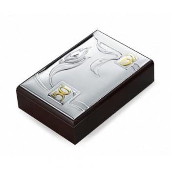 scatola con placca bilaminato 85F 6483/50