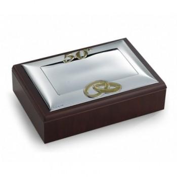 scatola con placca bilaminato 85F 1292/50