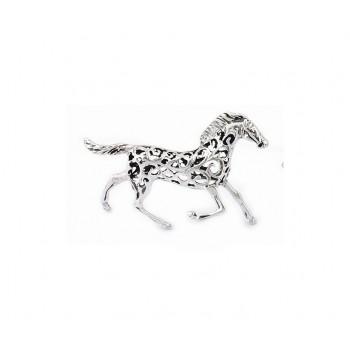 Cavallo Argento