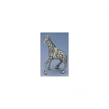 Giraffa Argento Bomboniera