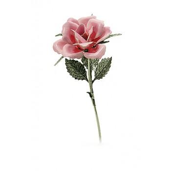 Bomboniera Argento Rosa