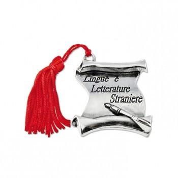 Pergamena Laurea Lingue e...