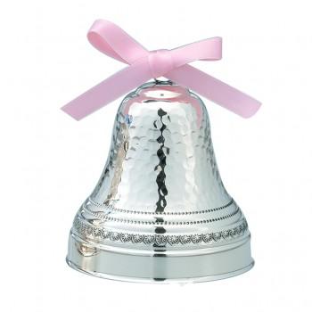 Campana Bimbo Carillon Argento