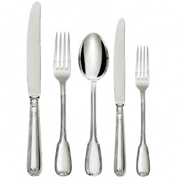 SILVER CUTLERY FRENCH STYLE...