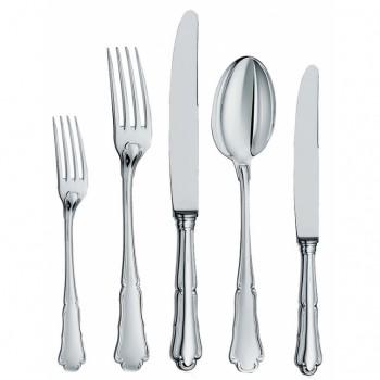 Silver cutlery Barocco...