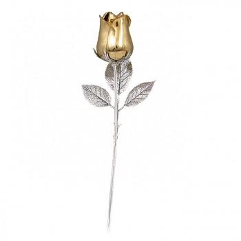 Rosa Argento cm. 26