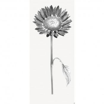 Girasole argento cm. 23,5