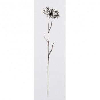 Fiordaliso argento cm. 25,5