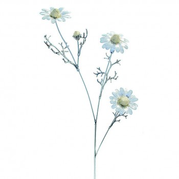 Fiore Camomilla argento cm. 41