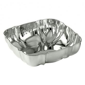 Ciotola argento 18x18