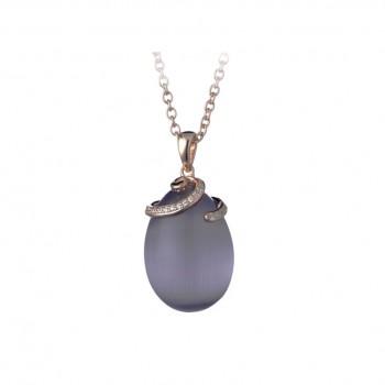 Pendente Fabergè Violet