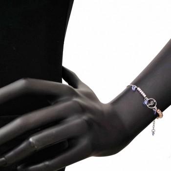 Bracciale argento Colors