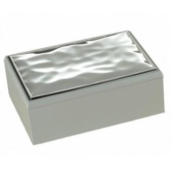 scatola legno Bilaminato argento 85F 1775