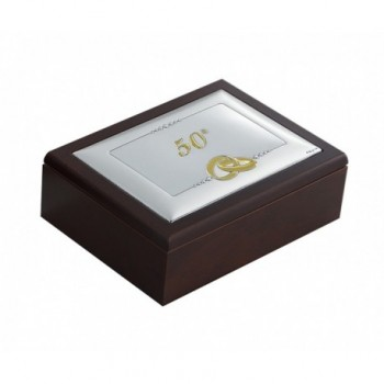 scatola con placca bilaminato 85F 6438/50