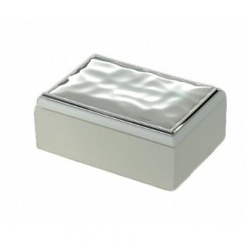scatola legno Bilaminato argento 85F 1774