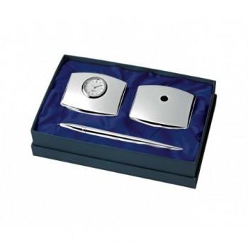 STILOFORO & OROLOGIO silver plated