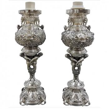 Pr. Silver Lamp