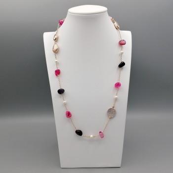 Collana Argento Chanel