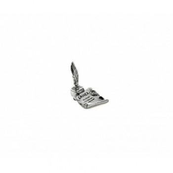 Simbolo Laurea silver plated Mod. 22/RA art. MZ1707