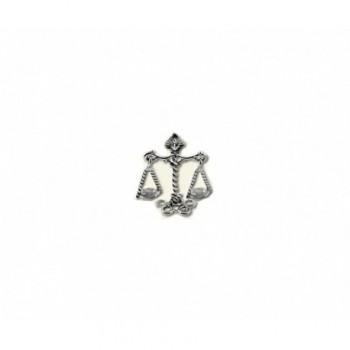 Simbolo Laurea silver plated Mod. 22/RA art. MZ1762