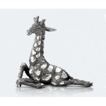 Giraffa Argento