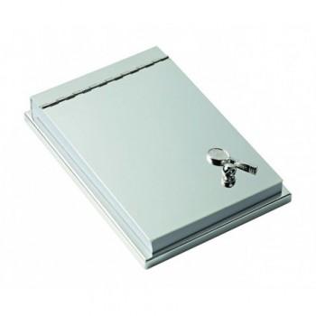 Porta blocco silver plated 1PC271