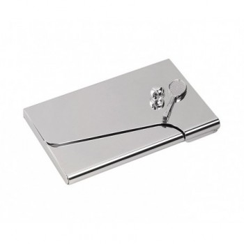 Portabiglietti visita silver plated 1PC834