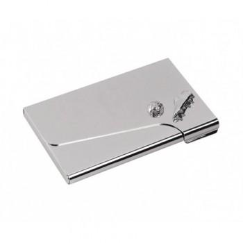 Portabiglietti visita silver plated 1PC833