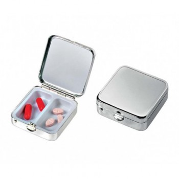 Portapillole acciaio 1PC9024