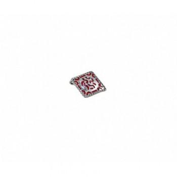 Simbolo Laurea silver plated Mod. 22/RA art. MZ3142