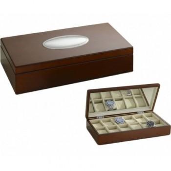 scatola legno Bilaminato argento 85F 1808