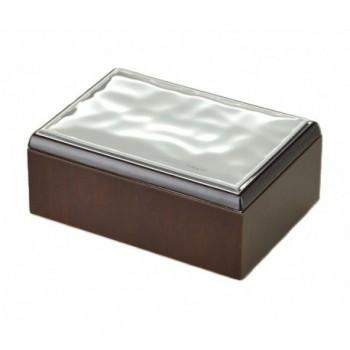scatola legno Bilaminato argento 85F 1770