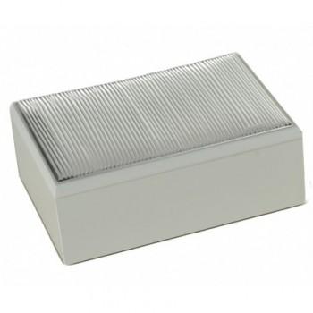 scatola legno Bilaminato argento 85F 1789