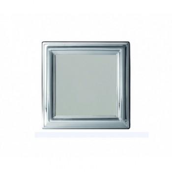 Cornice argento 100/F art.201 9x9
