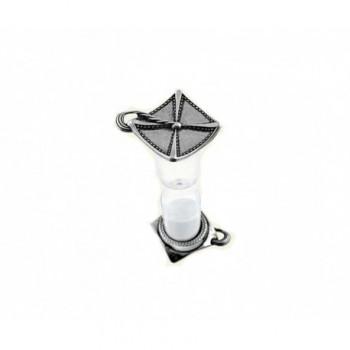 Clessidra silver plated Mod. 22/RA art. MZ4174