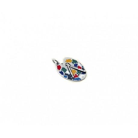Simbolo Laurea silver plated Mod. 22/RA art. MZ5120