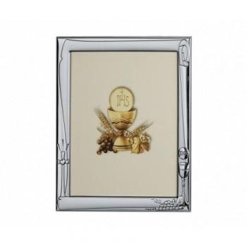 cornice bilaminata argento Mod. 85/F art. 6700LB