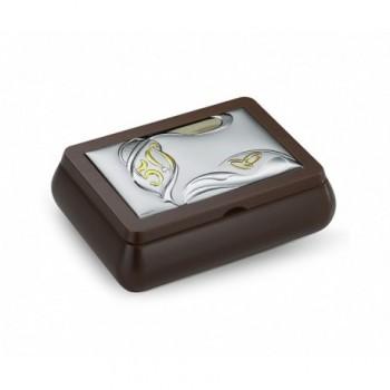 scatola con placca bilaminato 85F 6982/50