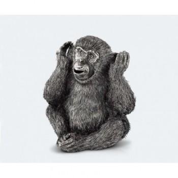 Scimmia argento