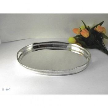 ELECTROPLATED TRAY