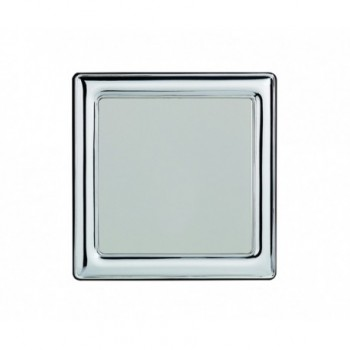 Cornice argento 100/F art.409 13x13