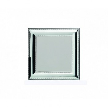 Cornice argento 100/F art.410 9x9