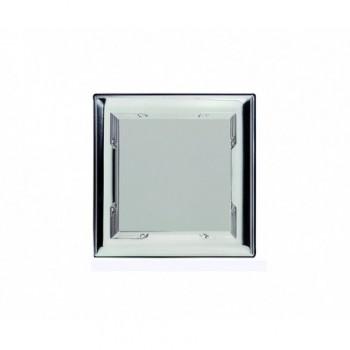 Cornice argento 100/F art.411 9x9